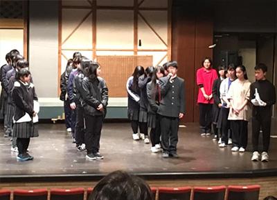 演劇フェスティバル